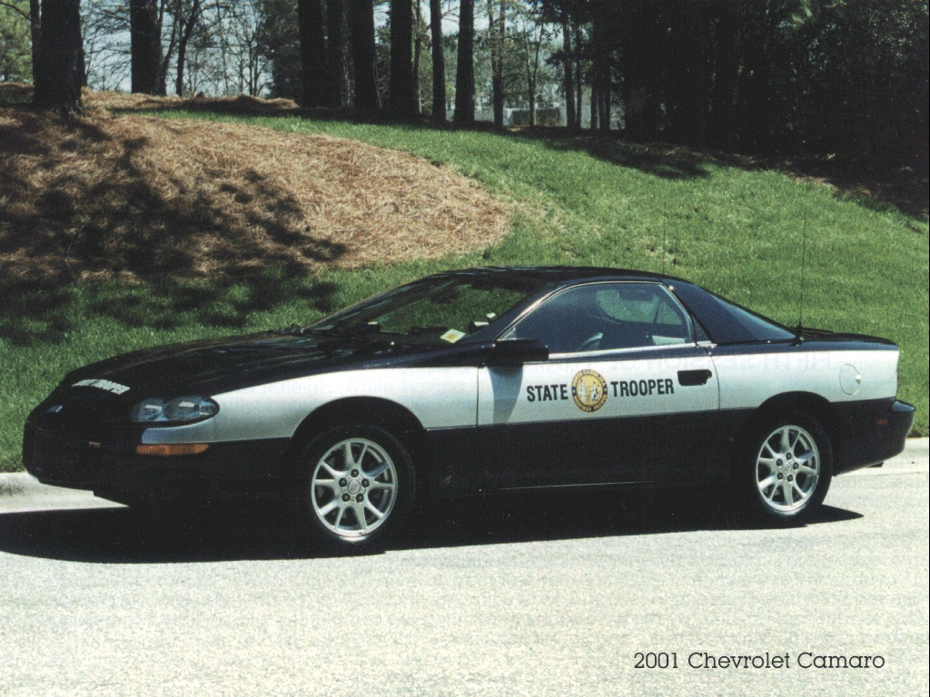 Anyone Have Ss Or Mustang Police Cars In Their Town Post